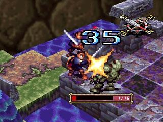 379600-vandal-hearts-playstation-screenshot-attacking-a-clay-golem