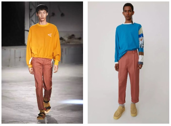Acne Studios Shows Us How to Wear NantucketReds